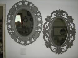 Miroirs baroques48 € l'unité